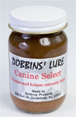 Dobbins' Canine Select Lure
