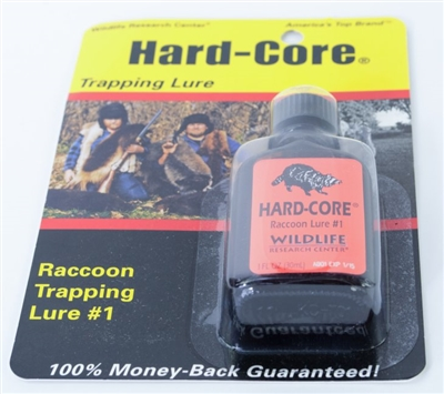 Hard Core Raccoon Lure