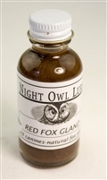 Night Owl Red Fox Gland Lure
