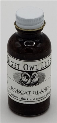 Night Owl Lures Bobcat Gland Lure