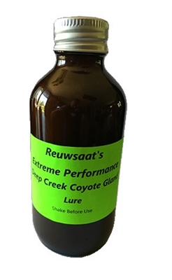Reuwsaat Deep Creek Coyote Gland Lure