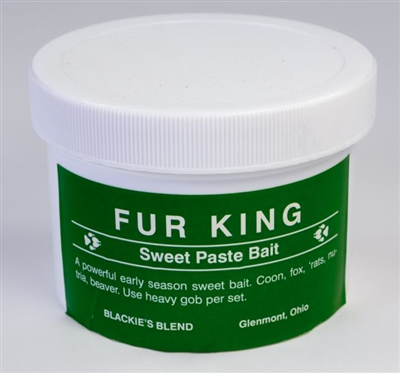 Blackie's Fur King Bait