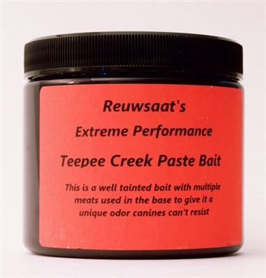 Reuwsaat Teepee Creek Paste Bait