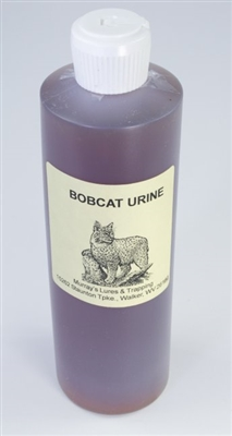 Murray's Bobcat urine