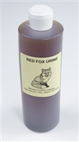 Red Fox Urine with Antifreeze