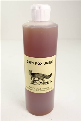 Grey Fox Urine with Antifreeze