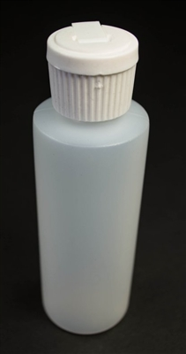 Plastic Flip Top Bottle