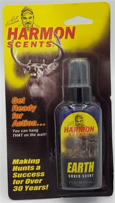 Earth Scent Cover Scent | Harmon Scents