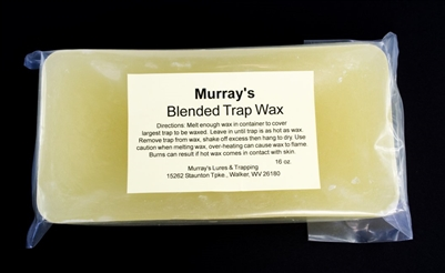 Murray's Yellow Trap Wax