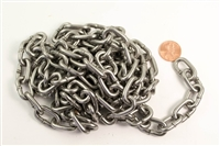 TRAPPING COYOTE BOBCAT FOX 100/' OF PREMIUM #3 CHAIN STRAIGHT LINK CHAIN
