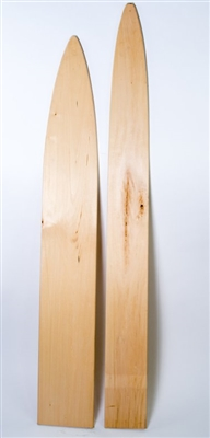 Basswood Grey Fox Stretchers