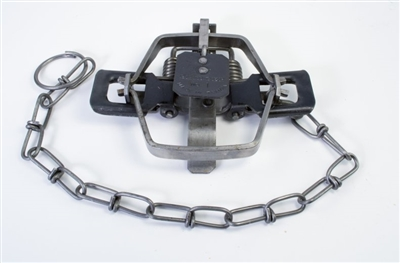 Bridger #1 Regular Jaw Coil Spring Trap
