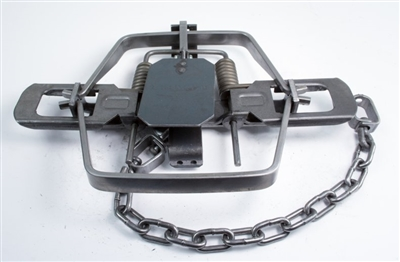 Bridger #3 Regular Jaw Coil Spring Trap