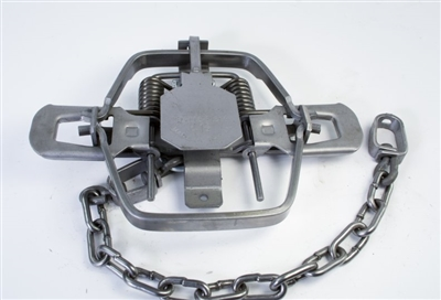 Bridger #1-3/4 Regular Jaw Coil Spring Trap