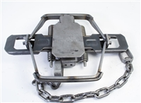 #2 Bridger Dogless Offset Jaw Modified 4-Coil Trap