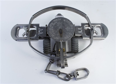 Oneida Victor #3 Regular Jaw Coil Spring Trap