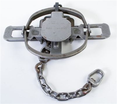 MB #450 FH Coil Spring Coyote Trap