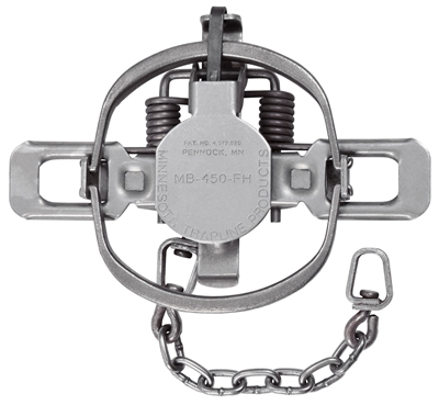 MB 450 FH Coil Spring Coyote Trap