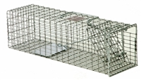 Safeguard Box Trap 52818 for Squirrels, Rats & Muskrats