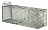 Large Safeguard Box Trap 52836 for Large Raccoons, Woodchucks & Cats