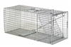 Safeguard Professional Box Trap 53130 for Raccoons, Opossums & Small Cats