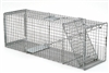 Safeguard Professional Box Trap 54136 for Large Raccoons, Woodchucks & Cats