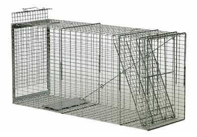 Live Animal Safeguard Box Trap 52860