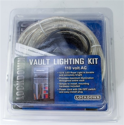 Lockdown Vault Lighting Kit