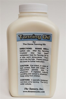 Tanning Kit Oil Refill