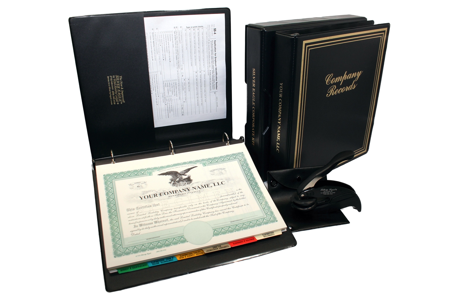 00dce2318cf4a The Silver Eagle Corporate Kit - Favored by Professionals for 30 Years!