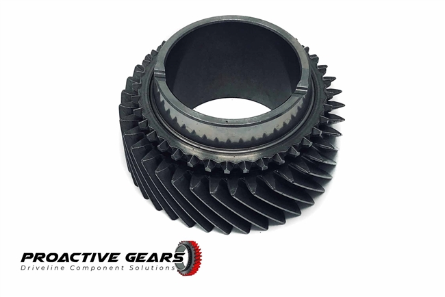 T56 3rd Gear, Main Shaft, 37T, 2.66 Ratio Fits F-Body, Viper, Cobra, REM Superfinished; Part # 1386-083-007RSF