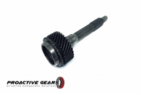 T56 Input Shaft, 31T, GM F-Body, LS1 Engine, REM Superfinished; Part # 1386-585-010RSF
