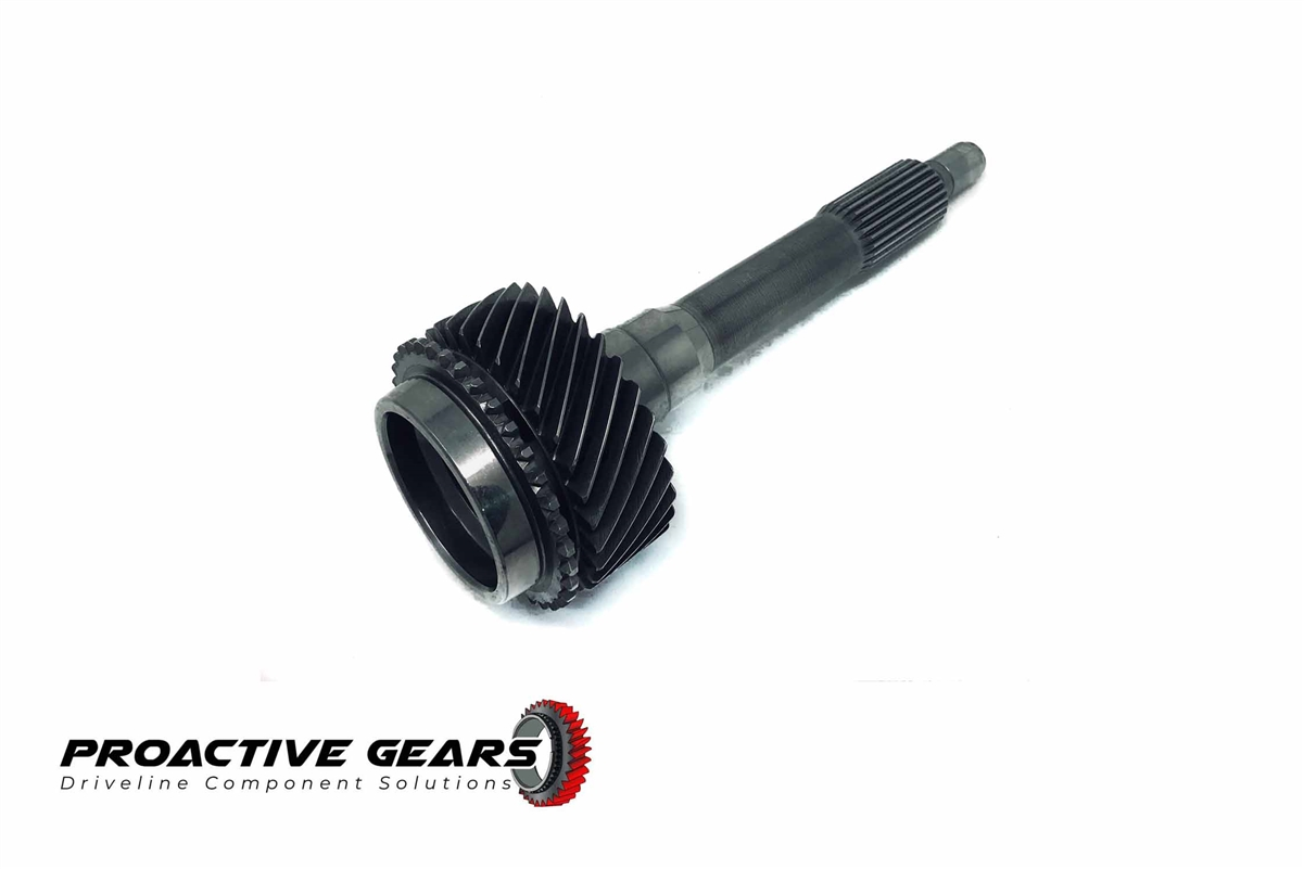 T56 Input Shaft, 31T, GM F-Body, LS1 Engine, REM Superfinished
