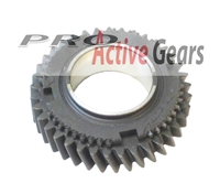 NV4500 Main Shaft 2nd Gear, 37T; Part # 17293