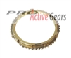 NV4500 3-4 Synchro Ring, Brass; Part # 17298