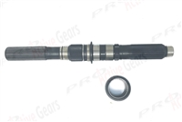 NV261XHD/263XHD Main Shaft w/BRG Sleeve, 34x37x49x31T, 31 spline output, 49 spline pump; Part # 47936MS-KIT