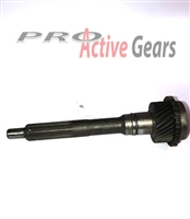 AX5 Input Shaft, Gas 4 CYL ; Part # AX5-16B