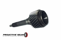 G56 Input Shaft, 28T, TOOTH GROUND, Fits 6.7L Diesel Engine; Part # G56-16A