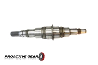G56 Main Shaft, Fits Both 4x4 and 4x2 Dodge RAM 2500, 3500, 4500, 5500; Part # G56-2