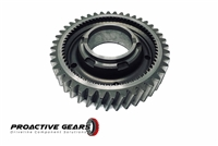 G56 Reverse Gear, Main Shaft 42T, TOOTH GROUND; Part # G56-36
