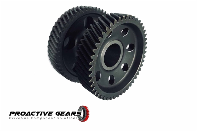 G56 5-6 Gear, Counter Shaft, 47T-52T, Fits 6.7L Diesel Engine; Part # G56-9A