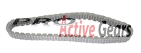 "NP241 Transfer Case Chain .375""x1.25""x98P; Product Code - HV072"