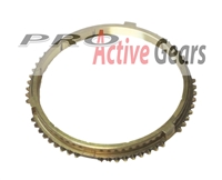 ZF542/547 1-2 Brass Synchro Ring; Part # ZF542-14A
