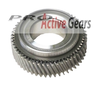 ZF542/547 2nd Gear, Main Shaft, 51T; Part # ZF542-21