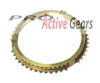 ZF542/547 Reverse Brass Synchro Ring; Part # ZF547-14E