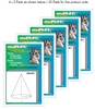 Conic-PLOT Multipack: 20 Pads