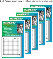 L-PLOT II Multipack: 10 Pads