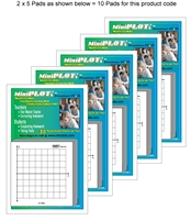 T-PLOT I Multipack: 10 Pads