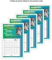 T-PLOT I Multipack: 5 Pads