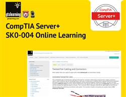 CompTIA Server Certification (Exam SK0-004) Online Learning